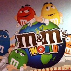 Interiores alucinantes: M&M's London