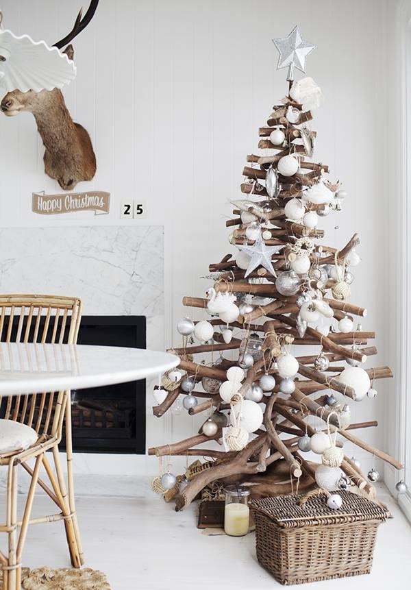 Ideas Para Hacer Tu Propio Arbol De Navidad Diseno Industrial - Arbol-navidad-diseo